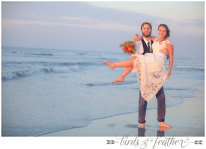 Cape May Wedding Photographer OCNJ Birds Of A Feather