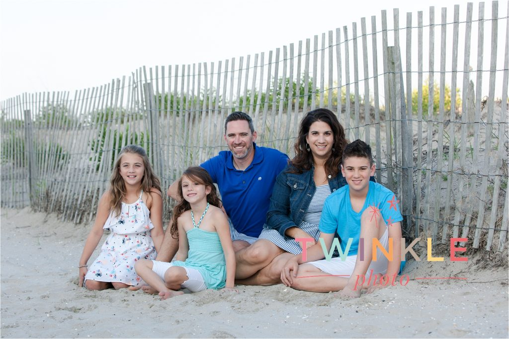 Avalon Stone Harbor Wildwood Ocean City NJ OCNJ New Jersey Beach Family Portrait Photographer Photography Twinkle Photo-01