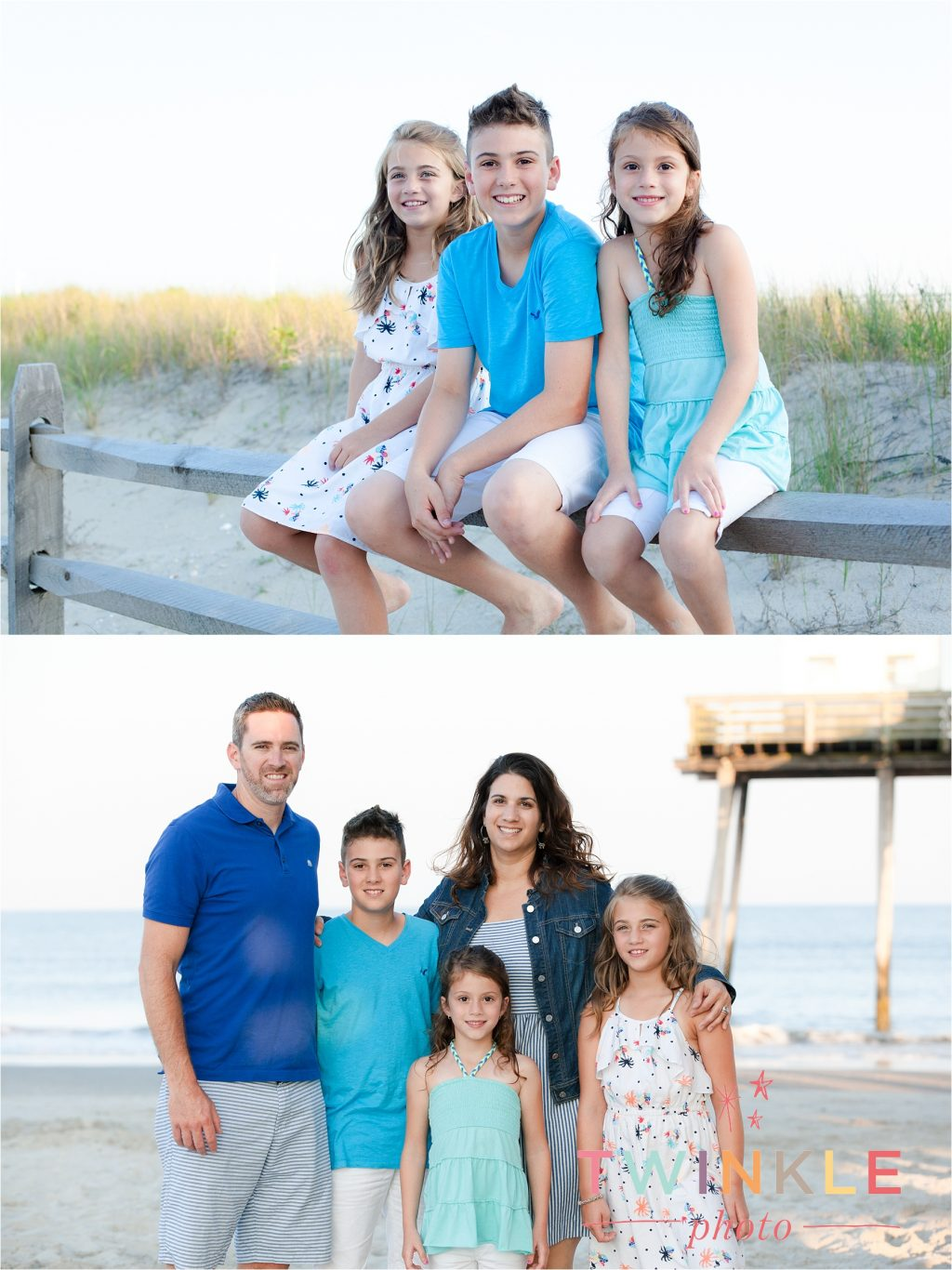 Avalon Stone Harbor Wildwood Ocean City NJ OCNJ New Jersey Beach Family Portrait Photographer Photography Twinkle Photo-10
