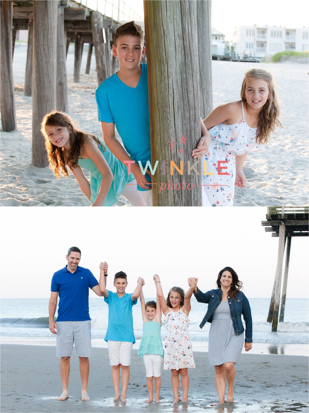 Avalon Stone Harbor Wildwood Ocean City NJ OCNJ New Jersey Beach Family Portrait Photographer Photography Twinkle Photo-12