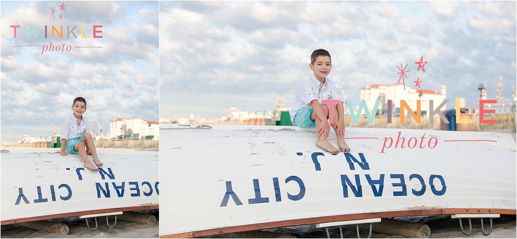 OCNJ Ocean City Beach Photography Family Portrait Photographer NJ New Jersey -04