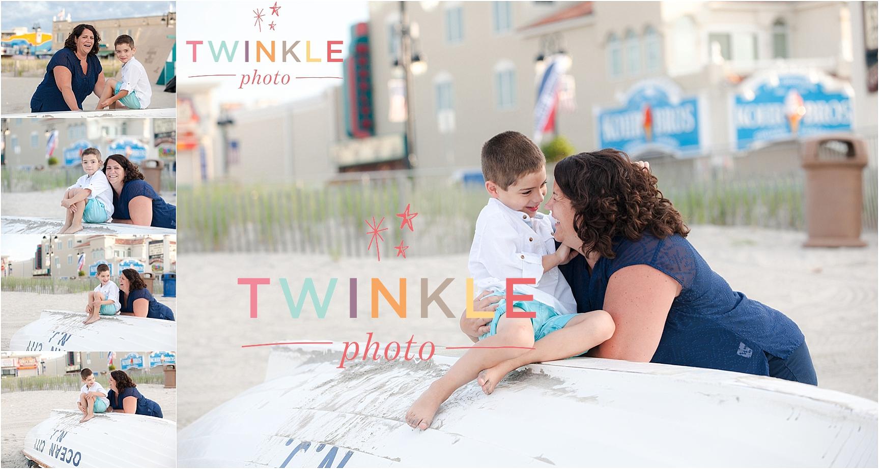 OCNJ Ocean City Beach Photography Family Portrait Photographer NJ New Jersey -05