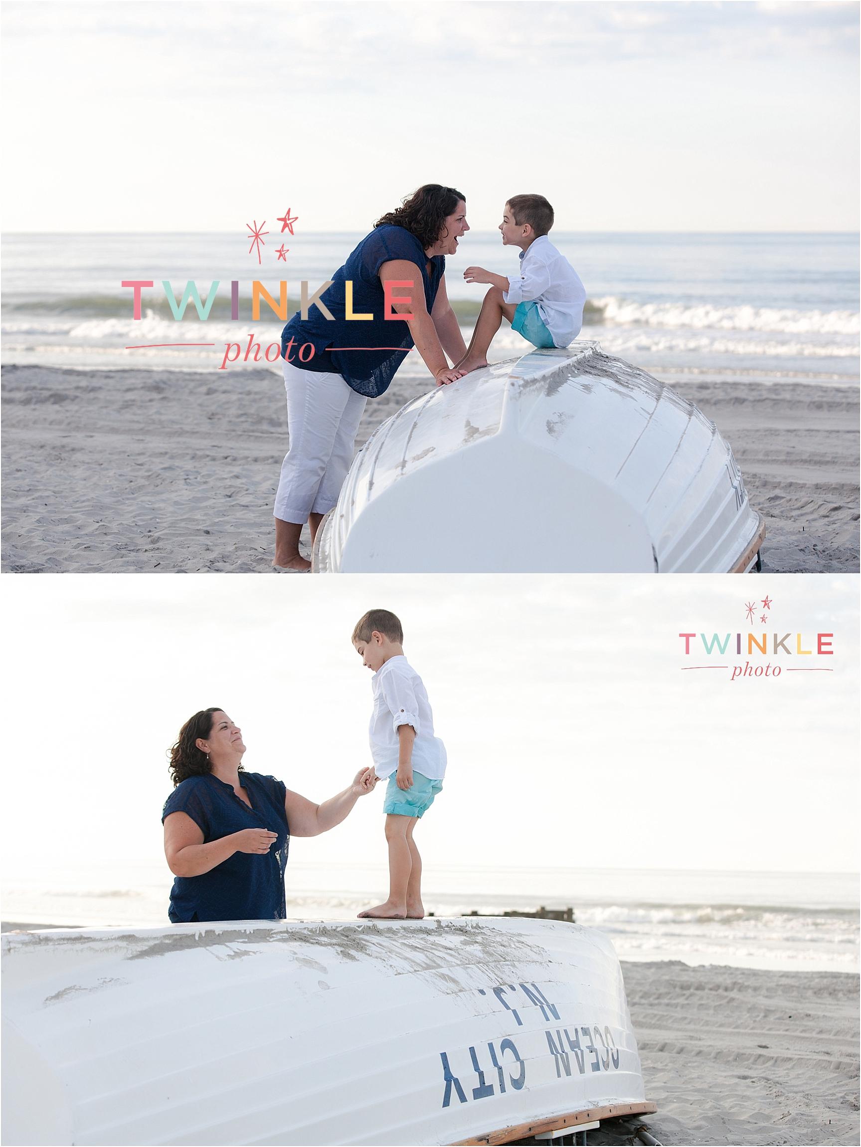 OCNJ Ocean City Beach Photography Family Portrait Photographer NJ New Jersey -07