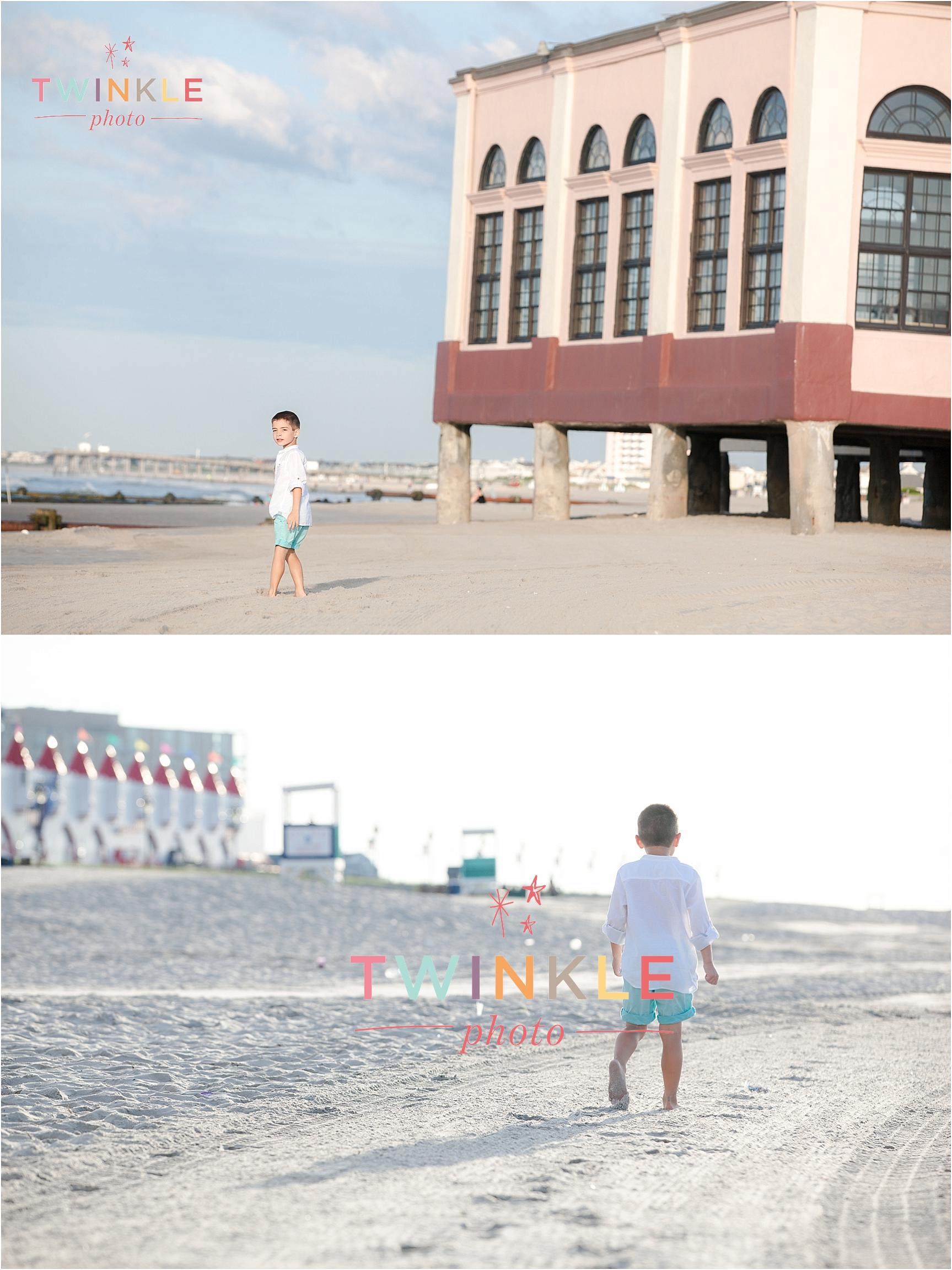 OCNJ Ocean City Beach Photography Family Portrait Photographer NJ New Jersey -10