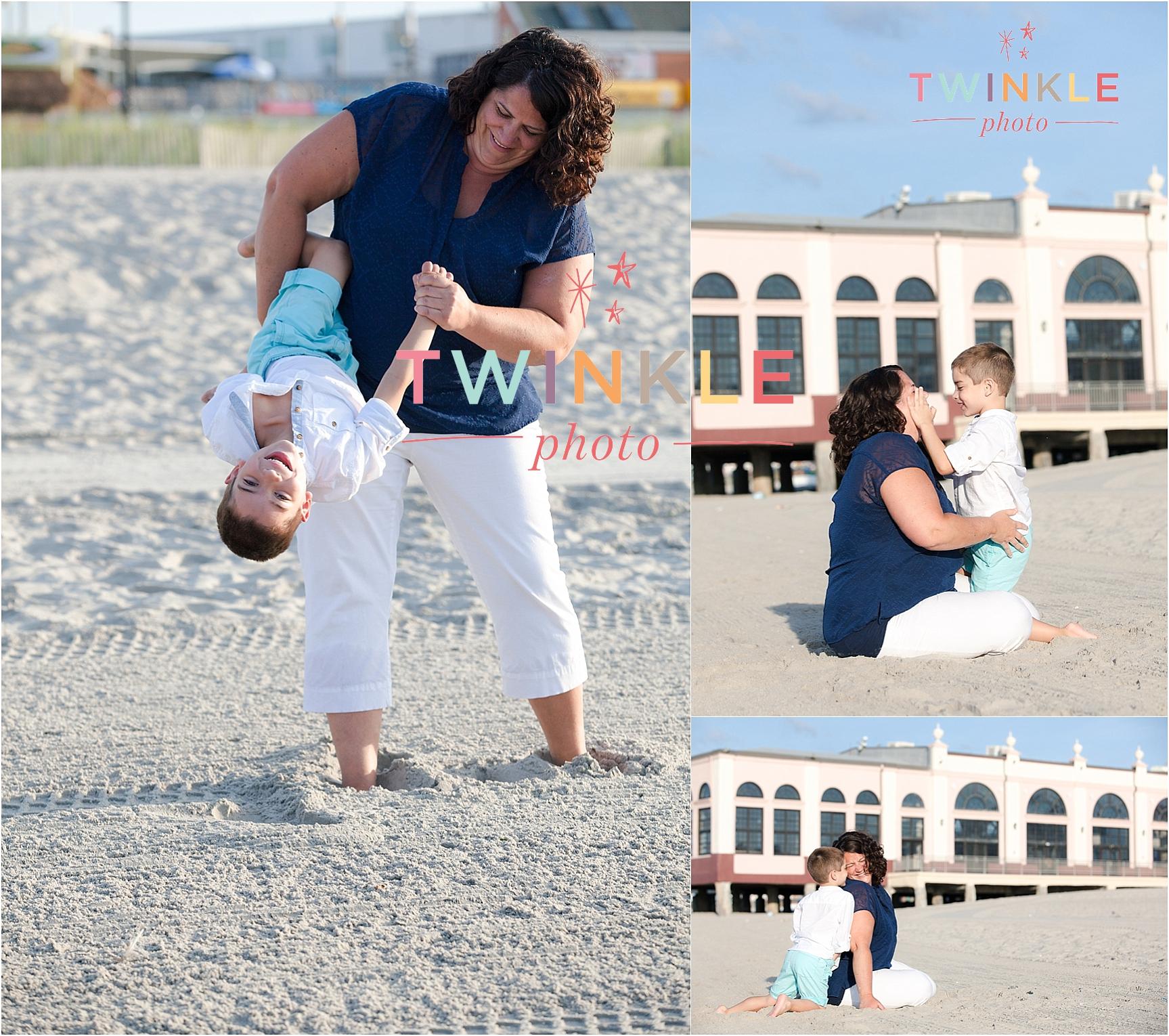 OCNJ Ocean City Beach Photography Family Portrait Photographer NJ New Jersey -11