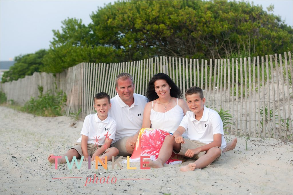 OCNJ Ocean City NJ New Jersey Beach Family Portrait Photographer Photography Twinkle Photo-01