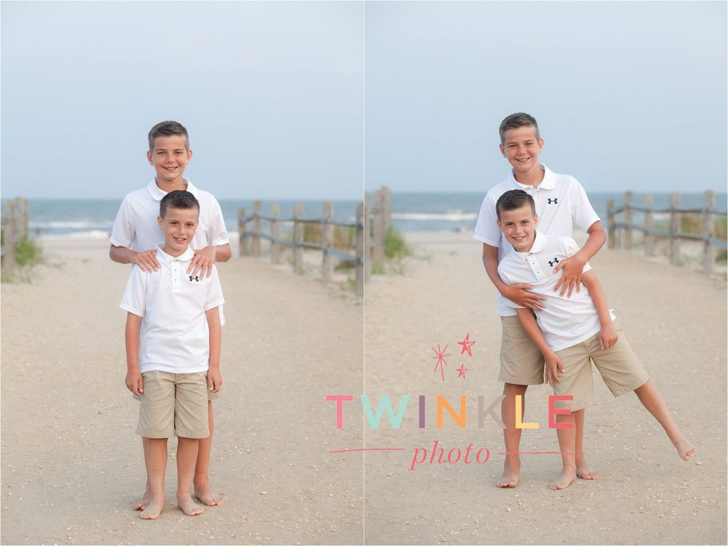 OCNJ Ocean City NJ New Jersey Beach Family Portrait Photographer Photography Twinkle Photo-02