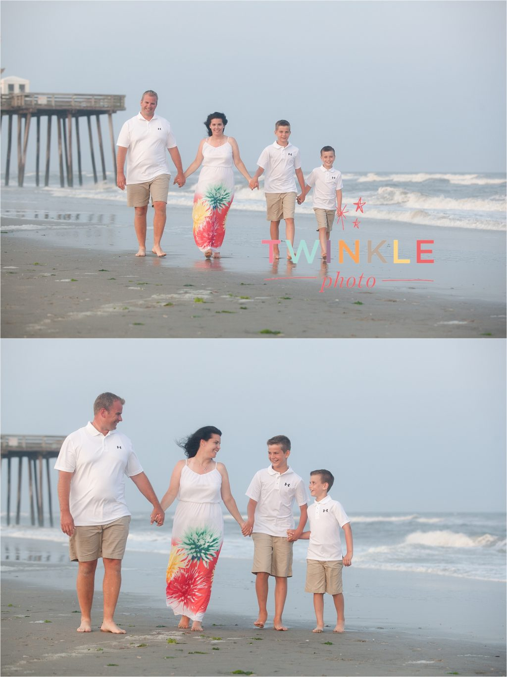 OCNJ Ocean City NJ New Jersey Beach Family Portrait Photographer Photography Twinkle Photo-05