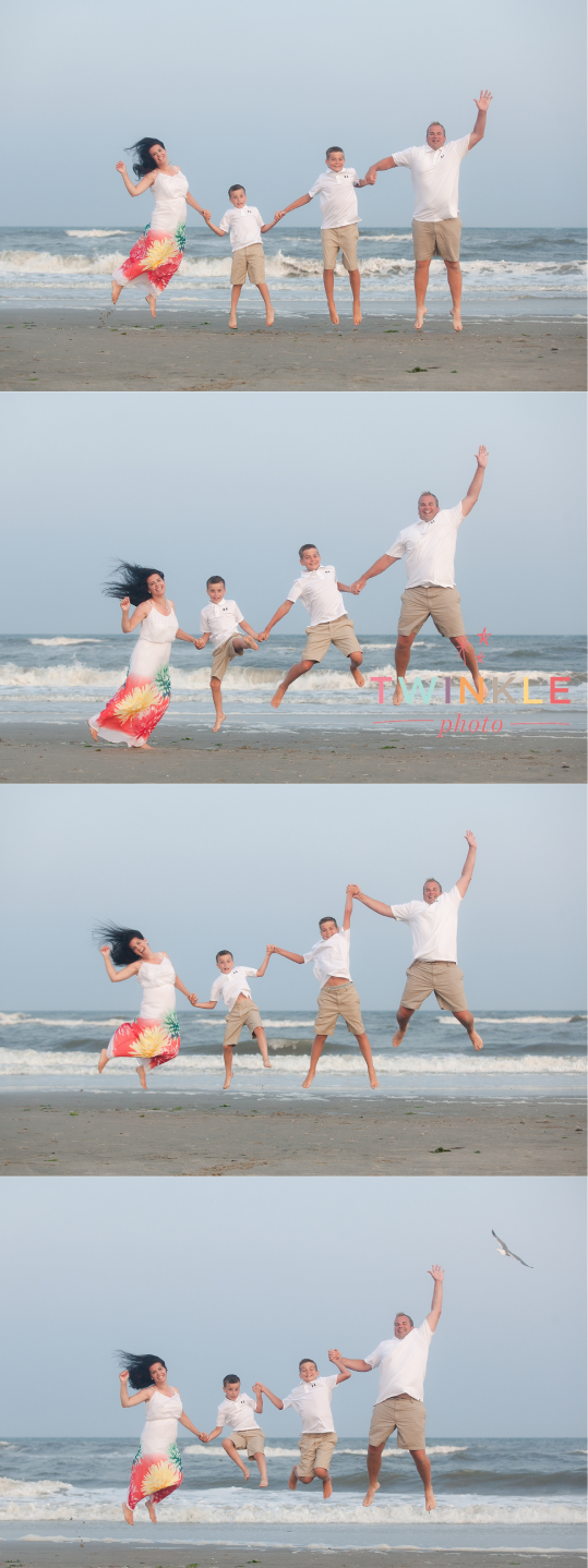 OCNJ Ocean City NJ New Jersey Beach Family Portrait Photographer Photography Twinkle Photo-07