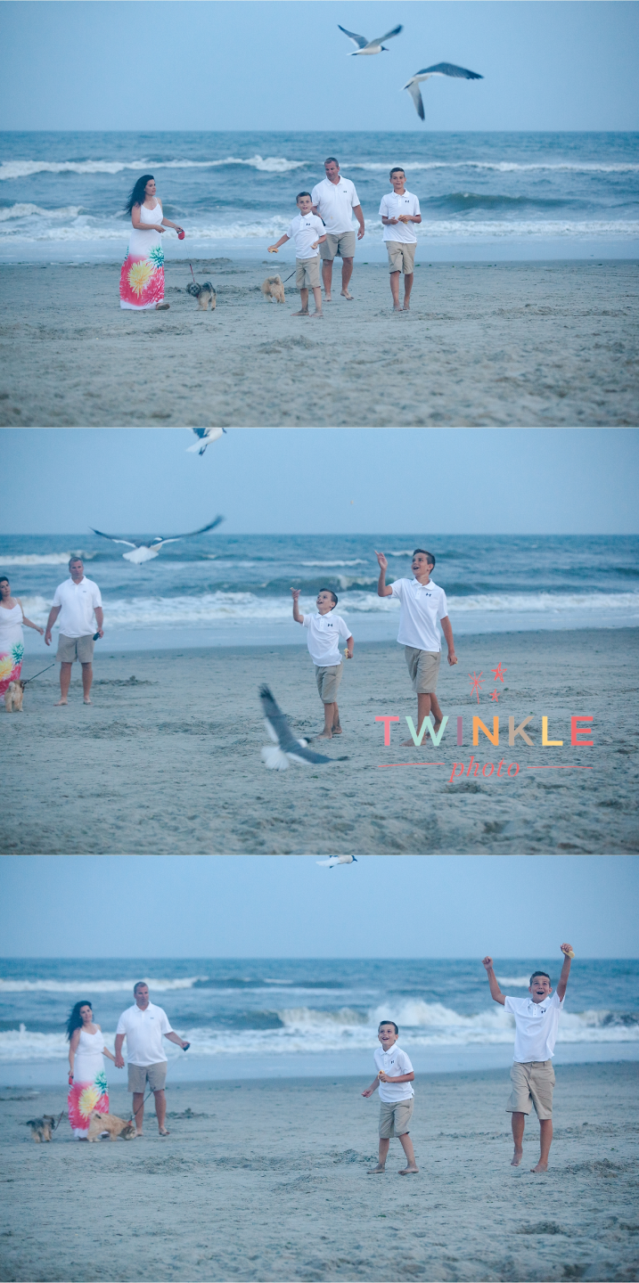 OCNJ Ocean City NJ New Jersey Beach Family Portrait Photographer Photography Twinkle Photo-19