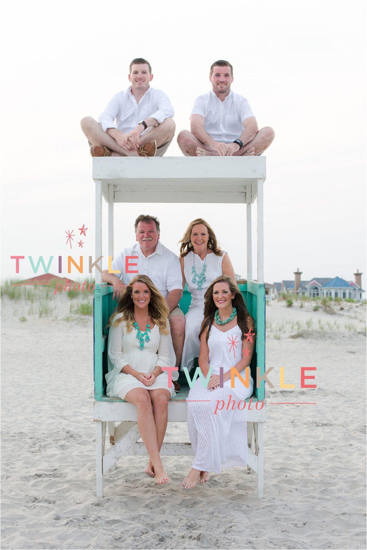 Ocean City  OCNJ OC NJ New Jersey Margate Avalon Beach Family Photographer Photography-03