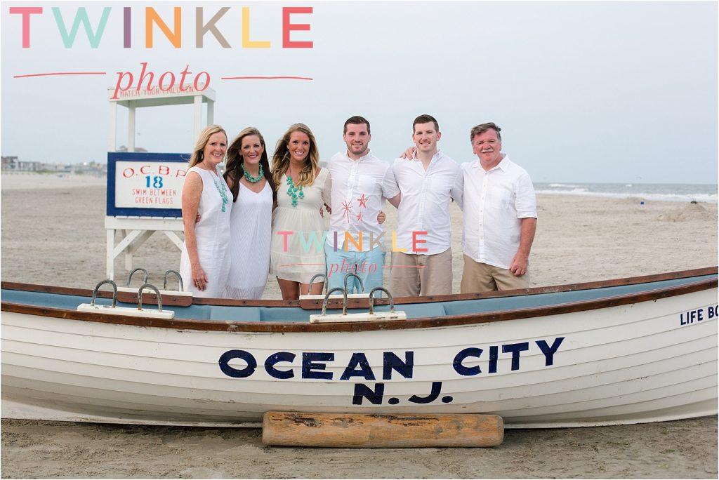 Ocean City  OCNJ OC NJ New Jersey Margate Avalon Beach Family Photographer Photography-05