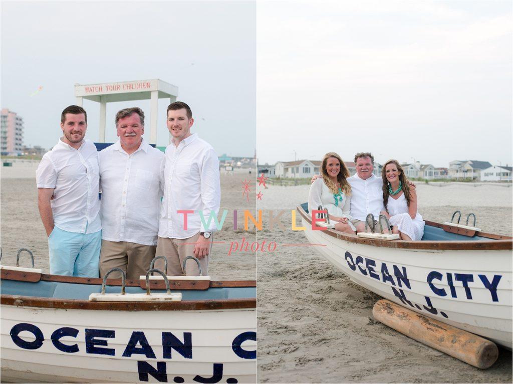 Ocean City  OCNJ OC NJ New Jersey Margate Avalon Beach Family Photographer Photography-06